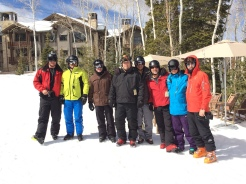 Deer Valley 2014 Ski Trip 12