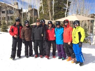 Deer Valley 2014 Ski Trip 13