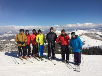 Deer Valley 2014 Ski Trip 2