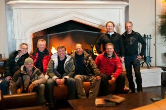 Deer Valley guys Ski trip 2011 236