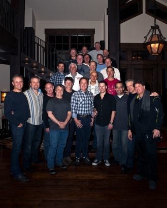Deer Valley guys Ski trip 2012 185