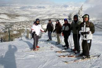 Deer Valley guys Ski trip 2012 215a
