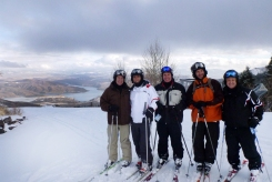 Deer Valley guys Ski trip 2012 43a