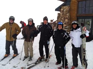 Deer Valley guys Ski trip 2012 a
