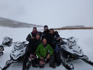 Deer Valley guys Ski trip 2013 121