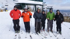 Deer Valley guys Ski trip 2013 87