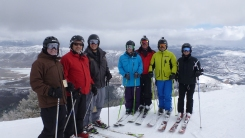 Deer Valley guys Ski trip 2014 115