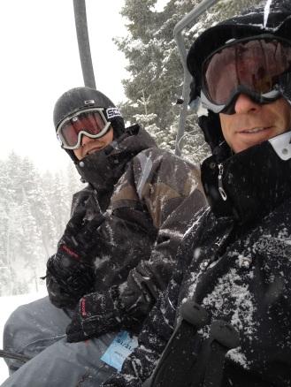 Doug and Marc